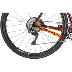 Vaast Bikes A/1 700C GRX, gloss berry red